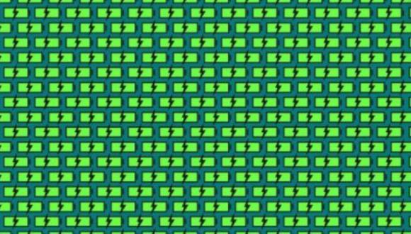 Este es uno de los acertijos visuales más complicados con los que te vas a topar. (Foto: Televisa)