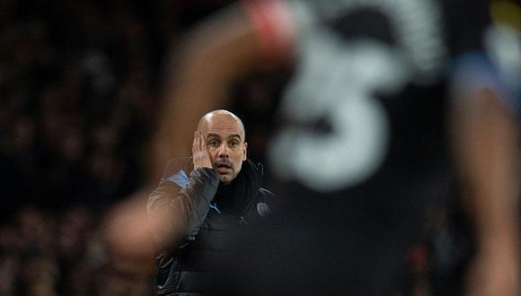 Duelo entre Manchester City y Arsenal por Premier League fue postergado por precaución debido al coronavirus. (Getty Images)