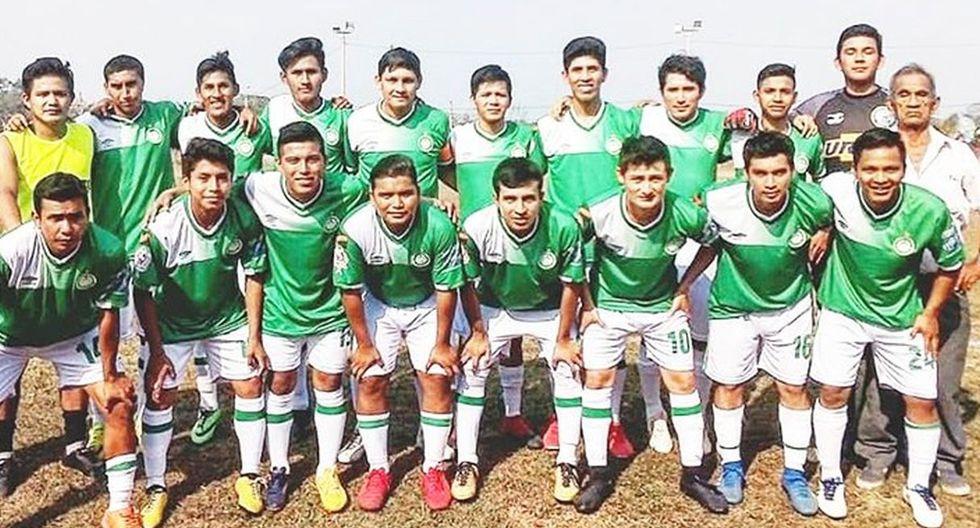Copa Perú | Club Hospital Santa Rosa - Madre de Dios (Foto: Facebook)