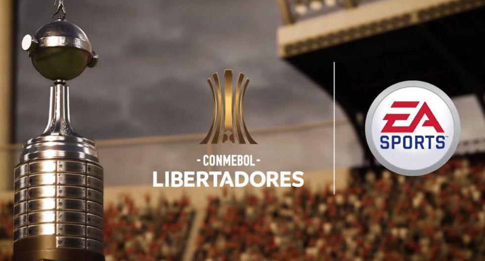 Copa Libertadores 2020 llegará próximamente al FIFA 20 (EA Sports)