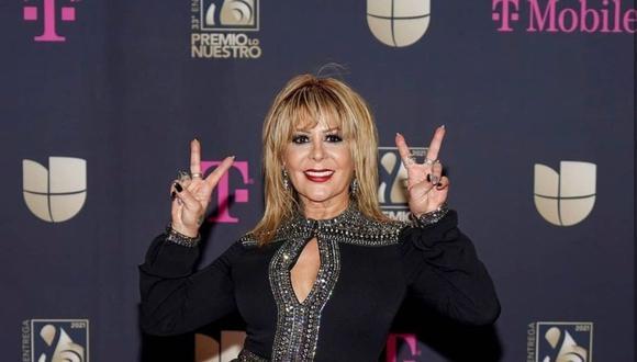 Alejandra Guzmán revela que toma antidepresivos tras los conflictos con Frida Sofía. (Foto: @laguzmanmx)