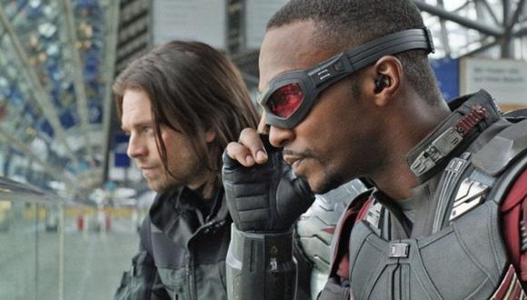"""¡U.S. Agent en acción! Se filtra video del rodaje de la serie """"The Falcon and the Winter Soldier"""". (Foto: Marvel Studios)"""