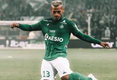 Después de 74 días: Trauco volvió a sumar minutos de manera oficial y debutó en la Ligue 1 21-22