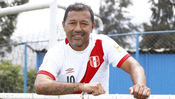 Roberto Palacios consideró que siempre quiere lo mejor para la selección peruana. (Foto: GEC)