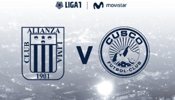Alianza Lima y Cusco FC se enfrentaron en el Alberto Gallardo. (Foto: Alianza Lima)