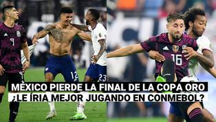 México perdió su segunda final consecutiva
