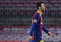 """""""Me molesta que no juegue Messi"""": el lamento de un jugador del Dinamo tras la ausencia del '10′ del Barza"""