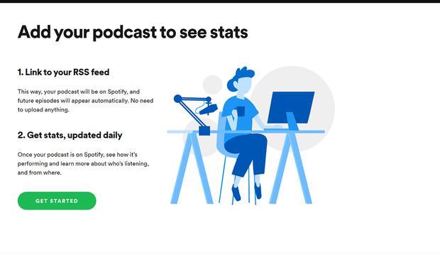 ¿Sabes cómo subir tus podcast a Spotify? Sigue estos pasos. (Foto: Spotify)