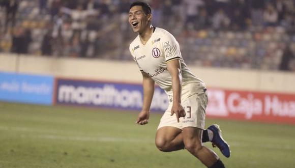 Gerson Barreto regresó el 2019 a Universitario de Deportes por pedido de Ángel Comizzo (Foto: GEC).