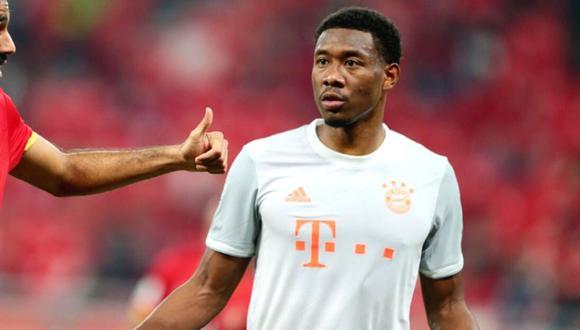 David Alaba no seguirá en el Bayern Munich al final de temporda. (Foto: Reuters)