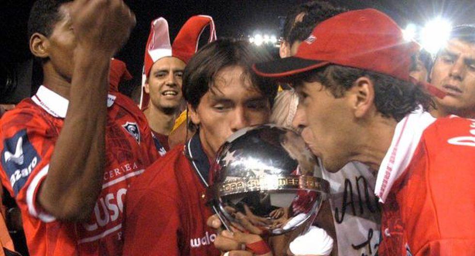 Resultado de imagen de cienciano campeon copa sudamericana 2003