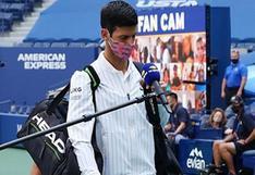 Djokovic y la fuerte suma de dinero que deberá pagar como multa