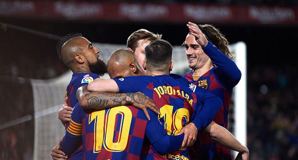El Barcelona de Quique Setién es el vigente campeón de LaLiga Santander. (Foto: Getty Images)