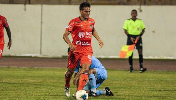 Jairo Velez se perderá el arranque del César Vallejo vs. Caracas FC. (Foto: GEC / Internet)