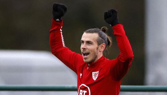Gareth Bale está cedido en el Tottenham por el Real Madrid hasta final de temporada. (Foto: Reuters)