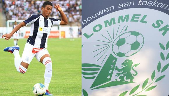 Kluiverth Aguilar tendrá su primera experiencia en el exterior jugando en el Lommel SK de Bélgica. (Fotos: Agencias)