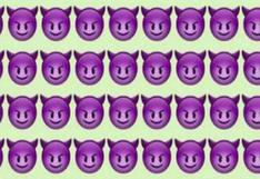 Ubica el emoji diferente en este nuevo reto visual
