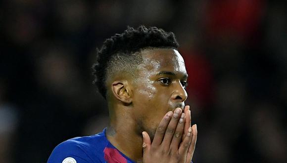 Nelson Semedo sería el próximo futbolista en abandonar el Barça (Foto: AFP)