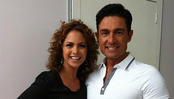 Lucero ha recordado cómo fue trabajar con Fernando Colunga en 2010 (Foto: Televisa)