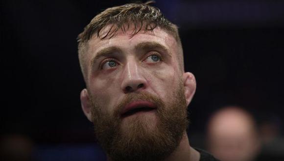 El coronavirus, también en la UFC: pelea de Meerschaert y Herman fue cancelada por un positivo. (Foto: UFC)