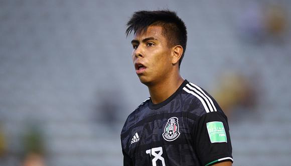 Efraín Álvarez fue inscrito tanto por México como por Estados Unidos para el Preolímpico Concacaf (Foto: Getty Images)