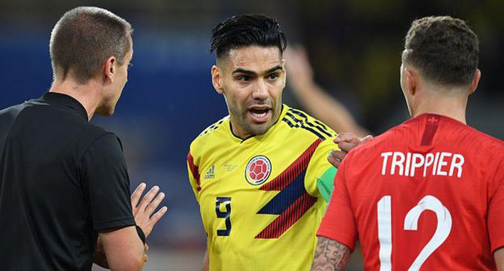 Radamel Falcao fue parte de Rusia 2018 con la Selección de Colombia. (Foto: Getty)