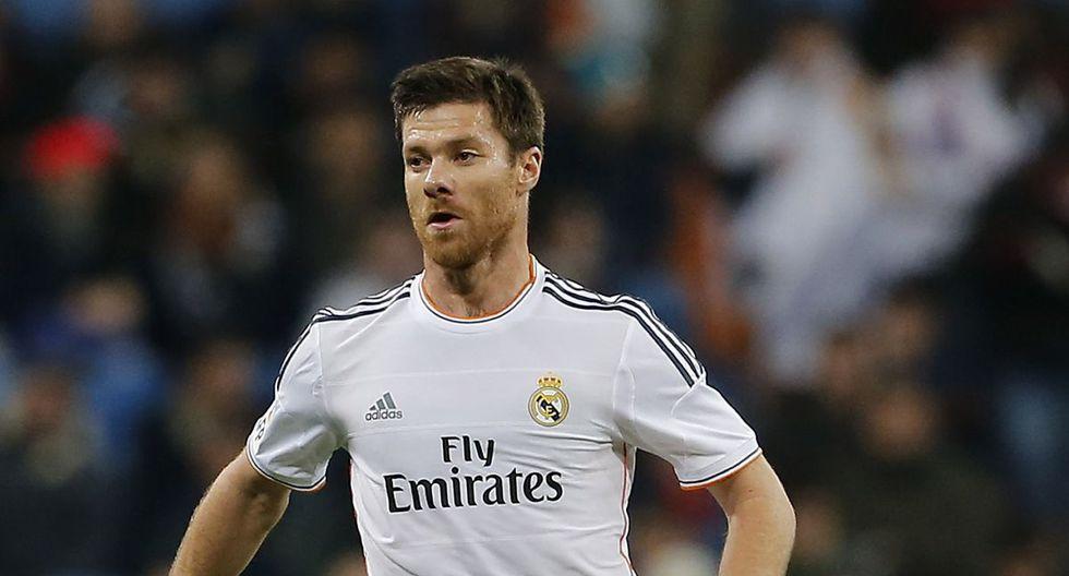 Xabi Alonso ganó una Champions League y una liga con la camiseta del Real Madrid. (Foto: Getty Images)