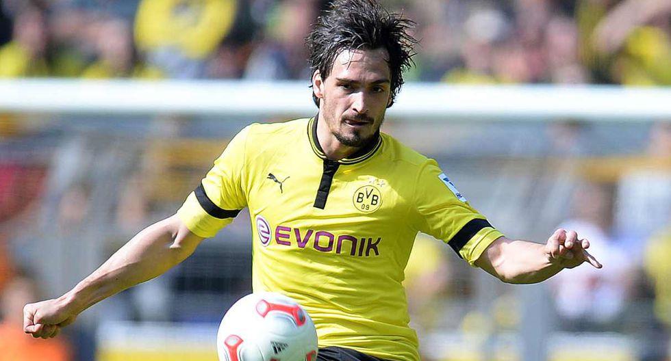 Jugador: Mats Hummels | Situación actual: sigue en Borussia Dortmund. (AFP/AP/Getty)