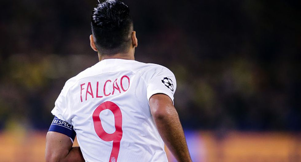 Los secretos de un padre que hicieron crack a Radamel Falcao. (Getty)