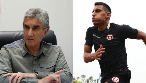 Juan Carlos Oblitas dio su punto de vista sobre posible inclusión de Alex Valera en la próxima fecha de Eliminatorias. (Foto: Agencias)