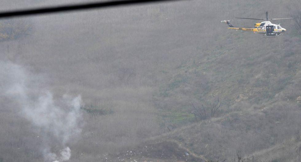 La exestrella de Los Angeles Lakers, Kobe Bryant, falleció en un accidente aéreo cuando su helicóptero se estrelló en la ciudad de Calabasas, California. (Agencias)