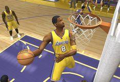 Mira la evolución de Kobe Bryant, la leyenda de los Lakers, en estos 88 videojuegos de la NBA desde 1996