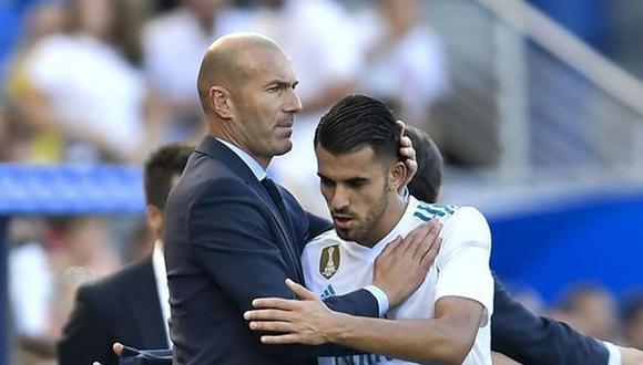 Dani Ceballos tiene una Champions League ganada con Real Madrid. (Getty)