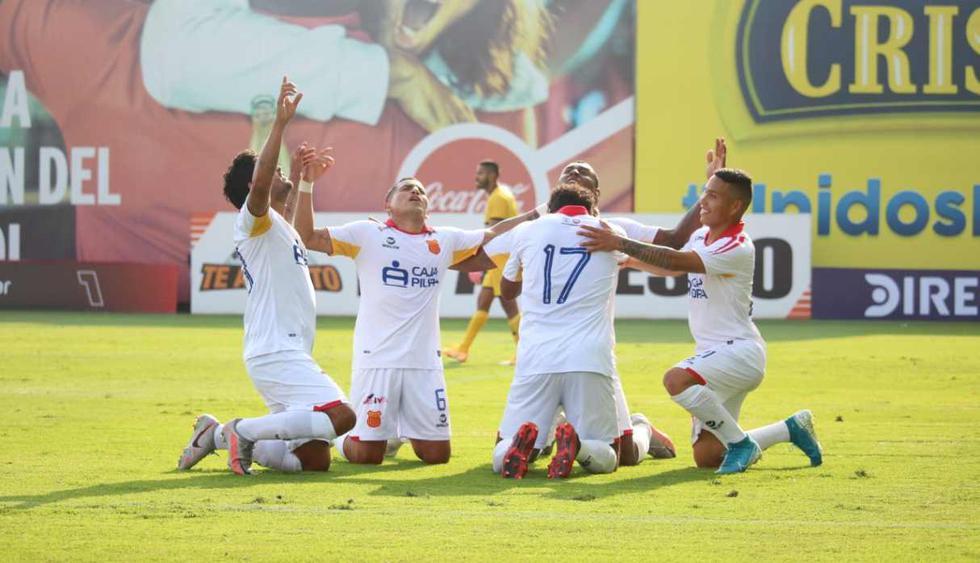 Atlético Grau était une autre des équipes qui ont perdu la catégorie en 2020 |  Photo: Ligue 1