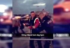 El señor de la noche: discoteca noruega echa a empujones a Haaland y termina en lío con la seguridad [VIDEO]