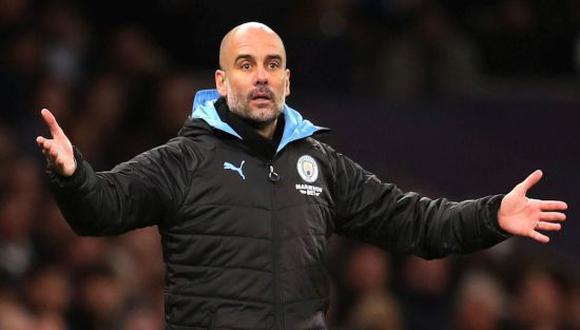 Pep Guardiola cursa su sexta temporada como entrenador del Manchester City. (Foto: Getty Images)