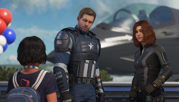 Marvel's Avengers posterga su lanzamiento en PS5 y Xbox Series X hasta el 2021. (Foto: Square Enix)