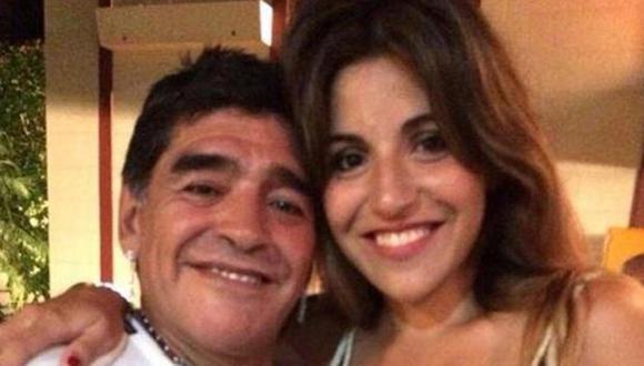 Gianinna Maradona expuso su enfado tras la subasta de los bienes de su padre. (Foto: Difusión)