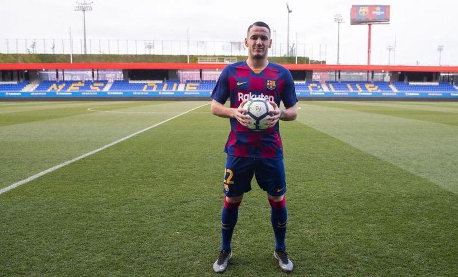 Setién convoca a Rey Manaj, delantero con más amarillas que goles para enfrentar al Getafe. (FC Barcelona)