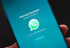 Por esta razón no puedes actualizar WhatsApp en tu celular