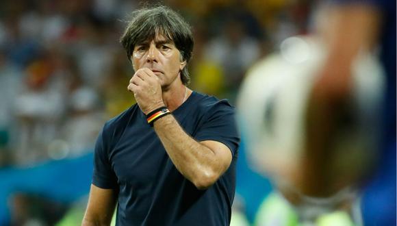 Joachim Low es el seleccionado de Alemania. (Foto: AFP)