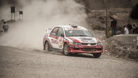 El Rally Caminos del Inca 2019 tendrá cinco etapas de full adrenalina.