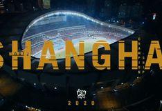 League of Legends afirma que sí se llevará a cabo el Mundial (Worlds 2020) en China
