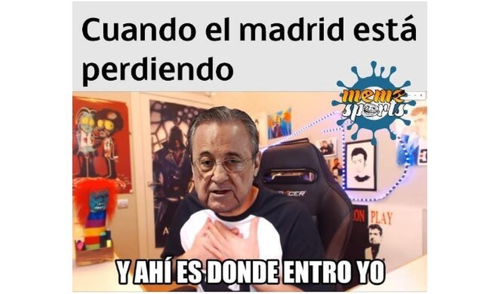 Real Madrid vs. Valencia: los mejores memes del partido de la Liga española. (Foto: Facebook)