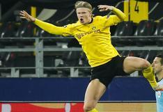 ¡Ya tiene precio! La cifra que pide Dortmund para dejar libre a Erling Haaland