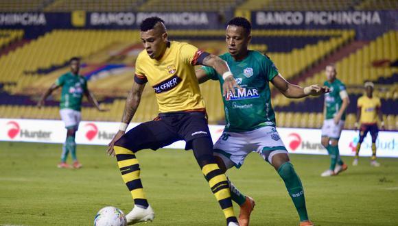 SC Barcelona superó al Orense por la 5ta fecha de la Liga Pro 2020 de Ecuador.