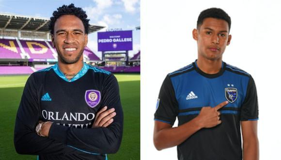 Pedro Gallese y Marcos López llegaron a Disney World en Orlando, para el reinicio de la MLS.