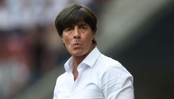 El seleccionador alemán tiene contrato hasta después del Mundial de 2022. (Foto: AFP)
