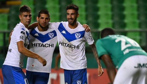 Deportivo Cali vs. Vélez: resumen del partido, mejores momentos, goles,  estadísticas GOL de Abram por Copa Sudamericana 2020 | FUTBOL-INTERNACIONAL  | DEPOR