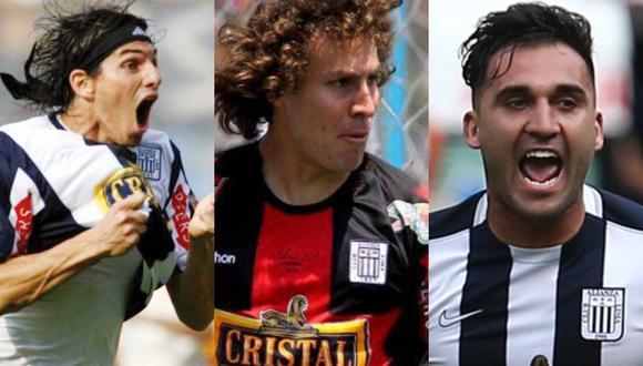 Los jugadores que volverían a Alianza Lima esta temporada. (Foto: GEC)